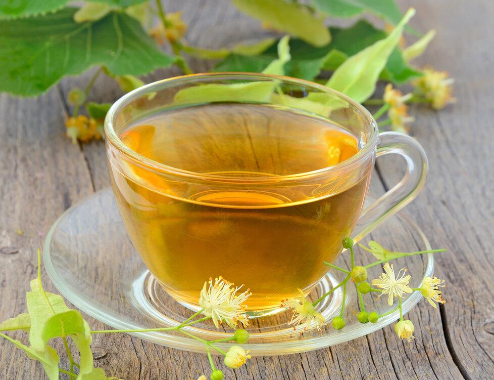 Lipový čaj