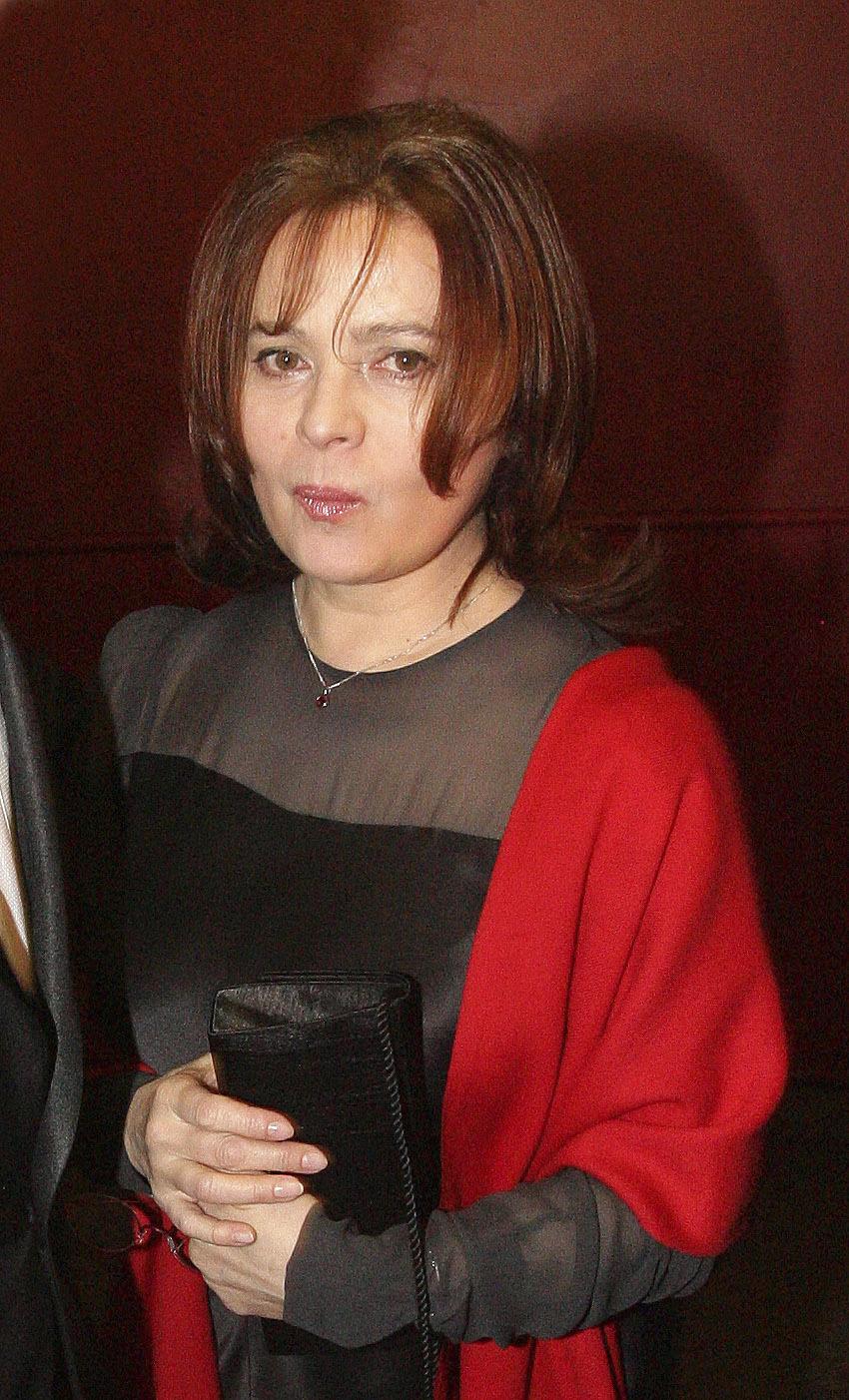 Libuše Šafránková.