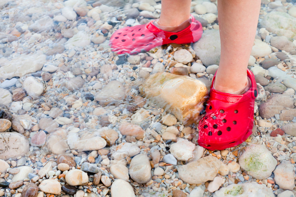 Gumové boty pro děti raději ne! A už vůbec ne denně. Jak poznat ... 5ad7c4d8da