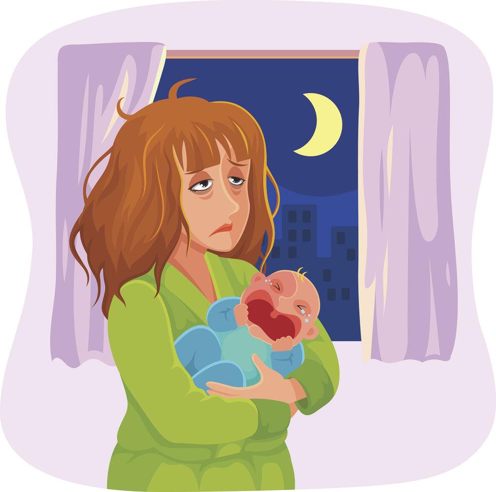 b8038386ab6 Jak přežít první půlrok s dítětem a nezešílet  5 osvědčených rad ...