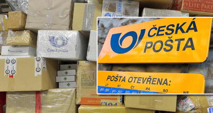 Česká pošta je kolem Vánoc vytíženější a chybí jí zaměstnanci.