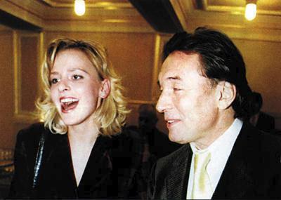 Marika Sörösová. Upoutala ho na koncertě v Berlíně. Tříletý vztah málem skončil svatbou.