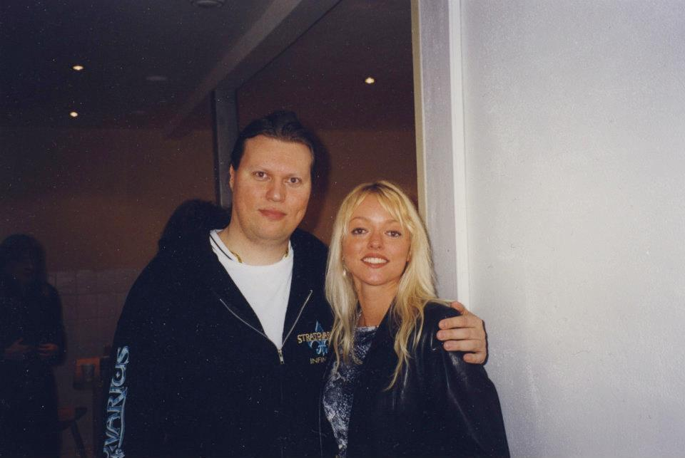 Timo Tolkki a Dominika Gottová (2002)