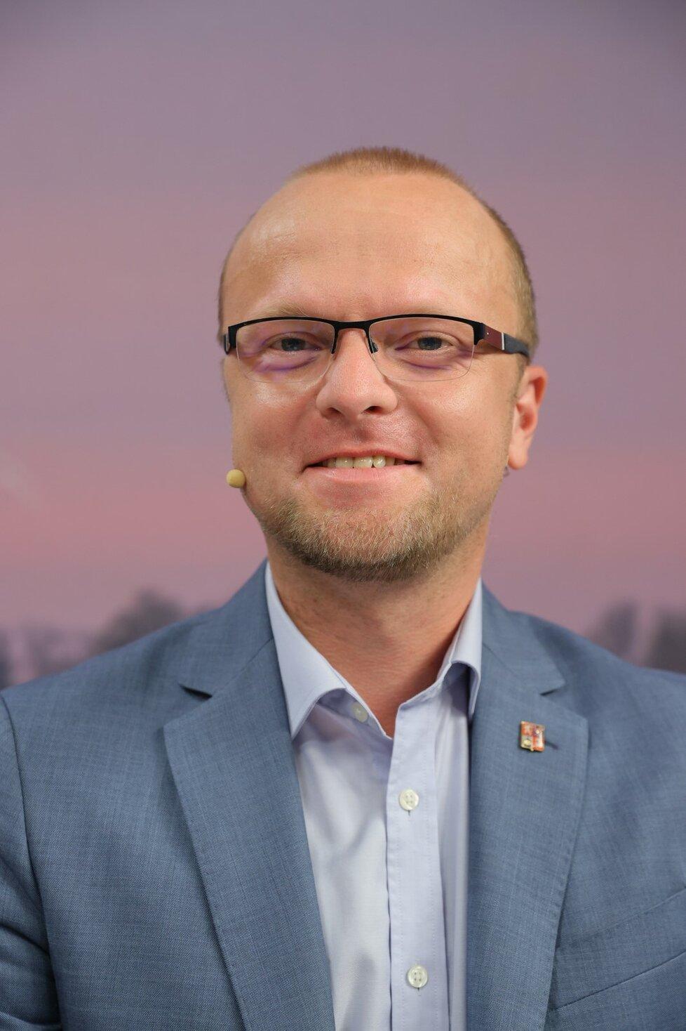 Krajská debata Blesku o dopravě: Martin Netolický (ČSSD)