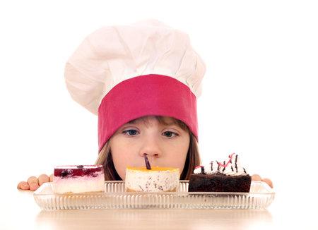 Dopřejte svým ratolestem sladké zákusky na den dětí.