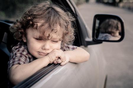 Nudící se dítě je snad nejhorším společníkem, kterého byste si na cestování mohli přát.