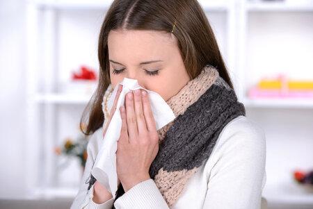 V podzimních a zimních měsících bojujte se zánětem průdušek.