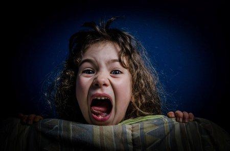 Křik, strach a úzkost