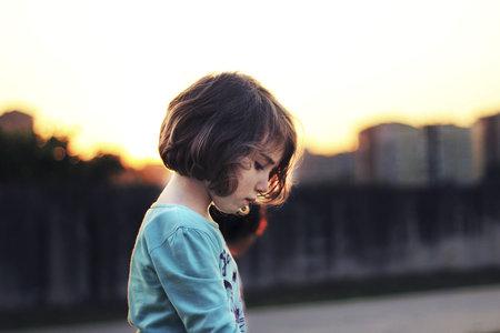 Dítě na ulici