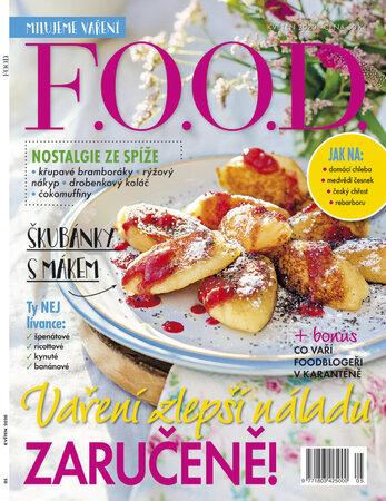 Už máte nové číslo časopisu F.O.O.D.?