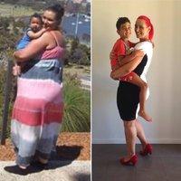 Viděla se v kostýmu Batgirl a raději zhubla o 70 kilo! Jak to dokázala?