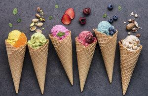 Zmrzlina při dietě? Klidně! Není o nic horší než ovoce