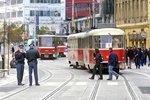 V sobotu nepojedou tramvaje přes Palackého most. Podívejte se na změny