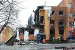 Tragédie ve Frenštátě: Začala demolice domu smrti