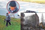 To je masový vrah z Frenštátu: Zabil 6 lidí, z toho tři byly malé děti