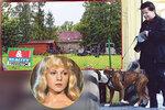 Přijde Zlatovláska Kotrbová o svůj sen? Farma s koňmi je na prodej!