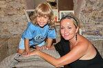 Šestiletý syn Basikové už řeší holky: Musí je od sebe odhánět