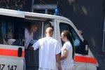 Bartošová v otřesném stavu: Náhlý převoz do nemocnice