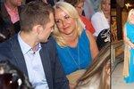 Zamilovaná Vendula Svobodová: Poprvé vyvedla kolouška!