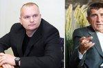 Babišův muž Schwarz: Přepadl byt plný drog, soud ho zprostil obvinění
