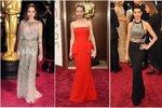 Oscarová krása: Klasická Angelina Jolie i moderní Anne Hathaway