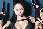 Tohle je česká Angelina Jolie! Jmenuje se Colette Jadore a je jí 19 let
