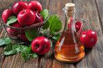 Jablečný ocet: Pomáhá spalovat tuky a zbaví vás mlsné