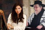Rabín Sidon se oženil s mongolskou kráskou: O 44 let mladší žena je jeho čtvrtou manželkou