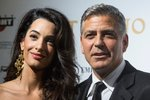 George Clooney a Amal: Takhle vypadal jejich první rok manželství