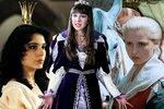 Velké setkání princezen napříč generacemi: Jasněnka, Husopaska, Xenie a Jasna
