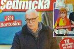 Jiří Bartoška přišel o vlasy: Kvůli rakovině!