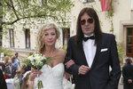 Rocker Aleš Brichta: Raduje se z narození miminka!