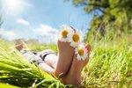 4 kroky k hladkým patám, aby vám vydržely po celé léto
