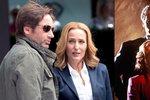 Mulder a Scullyová jsou zpátky, začalo natáčení nových Akt X