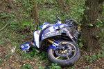 Policista, který zabil motorkáře: Soud potvrdil podmínku