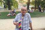 Slavný aktivista Hromada: Jestli vám vadí gayové, je to váš problém