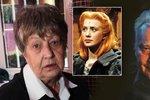 Vážně nemocná »princezna Lada« Kyselková: Krutá rána od vlastního syna! Haničinec by plakal