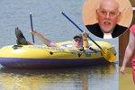 Jen Zemanovo plácnutí pádlem do vody, říká Černochová o volbě Rychetského