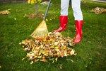 Jak se postarat o trávník, aby přežil zimu? Provzdušněte ho!