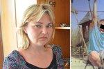 Týraná Jana (43) z Peček: Ukázal mi oprátku a řekl, že je na syna