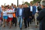 Ukrajinci jdou po Berlusconim: Naštval je cestou na Krym