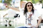 Rocker Aleš Brichta (56) skončil v nemocnici. Pak řekl, co se mu stalo!