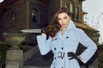 Hororové focení: Miranda Kerr pózovala s kudlou v ruce!