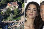 Manželé George a Amal Clooneyovi: Sousedé jich mají plné zuby