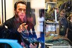 Terminátor Schwarzenegger vzal útokem české obchody: Co si odnesl z army shopu a starožitnictví?