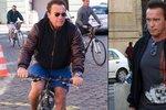 Terminátor Arnold Schwarzenegger v Praze: Nosí hodinky za 500 tisíc!