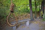 Sebevražda v parku na Žižkově: Muž (†87) se oběsil na stromě