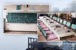 Jedinečné snímky z japonského města duchů: Fukušimu si bere zpět příroda!