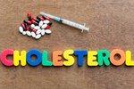 Vysoký cholesterol? Čechy to příliš nevzrušuje, ukázal průzkum