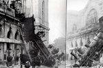 Slavná nehoda z nádraží Montparnasse jako most: Nové budovy v Praze 9 propojí lokomotiva od Černého